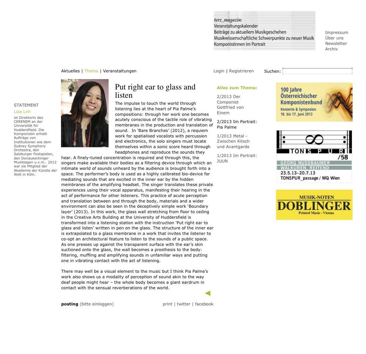 terz : magazin : thema : Statement Lim copy